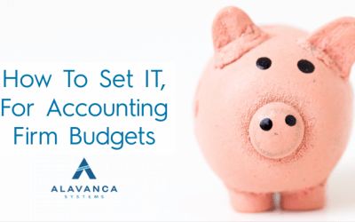 How to Set IT for Accounting Firm Budgets