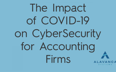 The Impact of COVID-19 on Cybersecurity for Accounting Firms