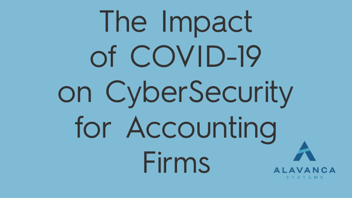 The Impact of COVID-19 For Accounting Dirms